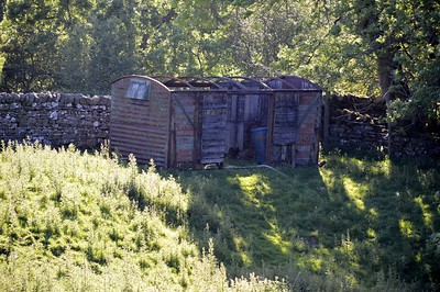 B7xxxxx 12t Vent Van Plank at Greenhead Farm, North A689, Stanhope, County Durham   25/06/17