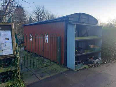 xx1x55 NER 10t Non Vent Van, Holgate Allotments, Ashton Lane, York, North Yorkshire, YO24 4HX,   30/12/19