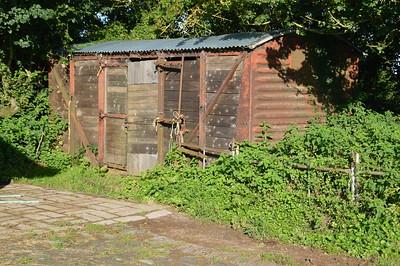 B882222 12t Vent Van, Enmore Road, Enmore, Somerset   28/08/15