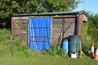 51xxxx 12t Vent Van, Enmore Road, Enmore, Somerset   28/08/15