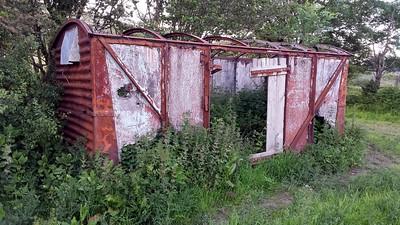 B853249 12t Vent Van Ply, West side of Bwlch Road, Brynbryddan, Neath Port Talbot     14/06/14