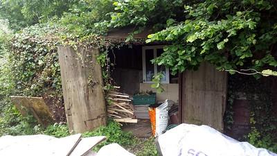 B780600 12t Vent Van Ply, Station Road, Llanwern Village, Milton, Newport   15/06/14