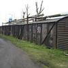 B88xxxx/30 is seen at Faversham Boat Yard on 12th Jan 2013