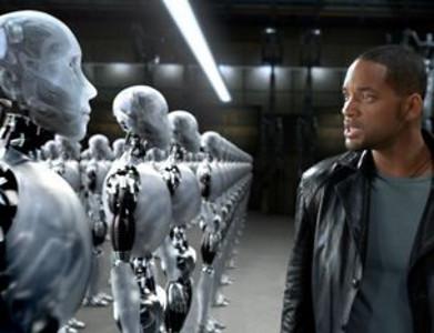 mankind creating future based on self man vs manchine