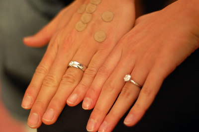 Wedding rings represent the new self-identity while other rings cannot.