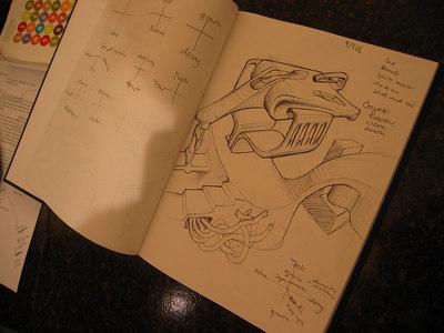 K's journal. Thanks, K!