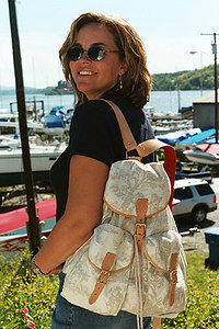 vintage bag gets personal meaning as time goes