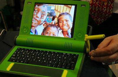 $100 laptop fopr developing nations