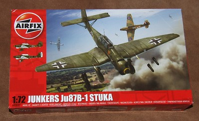 Junkers Ju87B-1