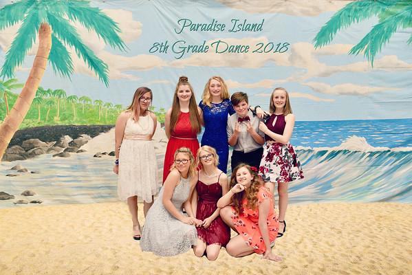 Camp Ernst 8th Grade Middle School Dance