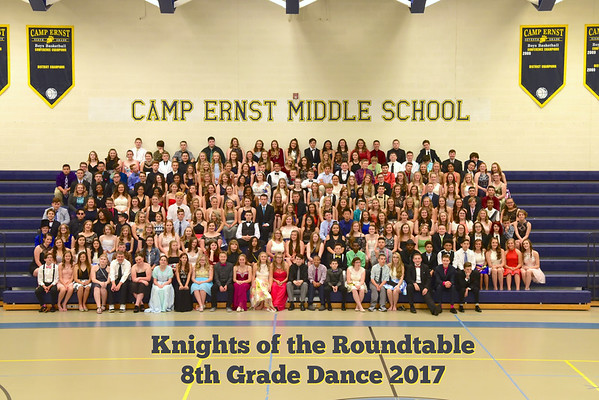 Camp Ernst Middle School Dance 2017