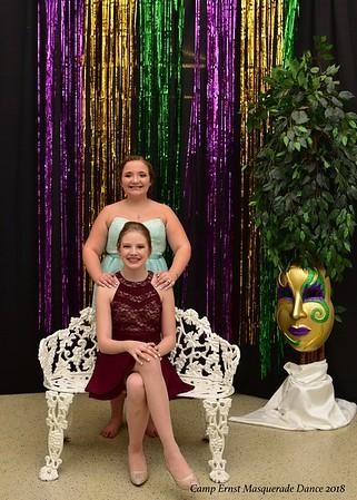 Camp Ernst Middle School Dance 2018