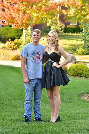 Coopers Homecoming 2016