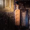 Gary Taylor - Sample Tray on the Wall