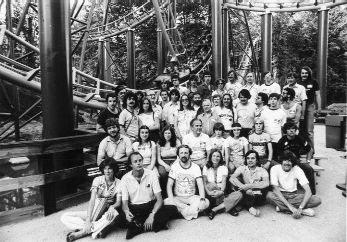 Coaster Con I held June 9–11, 1978, at Busch Gardens: The Old Country