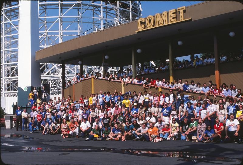 Coaster Con V held at Hersheypark.<br /> Photo by Richard Munch