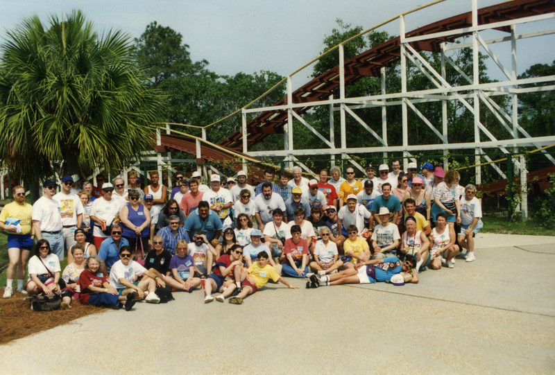 1995 Preservation Conference, held April 21–22, at Miracle Strip.<br /> Photo by Tim Baldwin