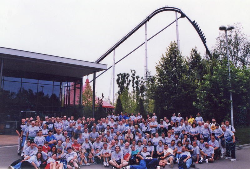 ACE European Coaster Odyssey, held July 13–27, 2002.<br /> Photo by Tim Baldwin taken at Europa-Park.