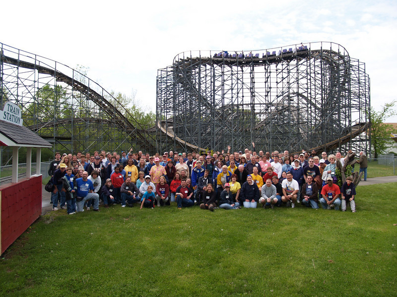 ACE Spring Conference held May 12-14, 2006 at Paramount Canada's Wonderland, Martin's Fantasy Island and Six Flags Darien Lake.<br /> Photo taken at Martin's Fantasy Island by S. Madonna Horcher