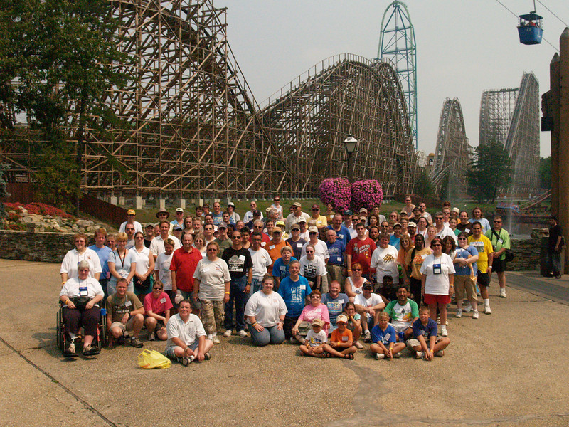 ACE Preservation Conference, held August 4-5, at Six Flags Great Adventure and Astroland.<br /> Photo by S. Madonna Horcher.