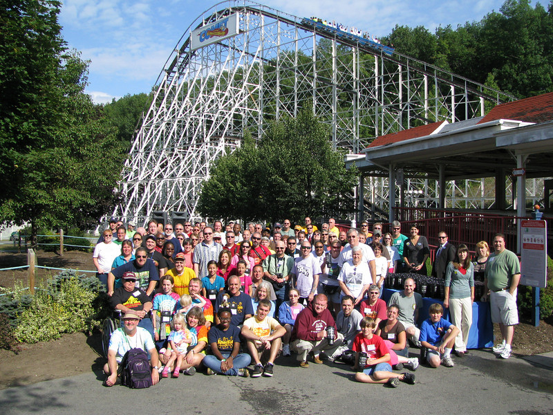 ACE Summer Conference held September 11-13, 2009 at La Ronde and The Great Escape.<br /> Photo by S. Madonna Horcher