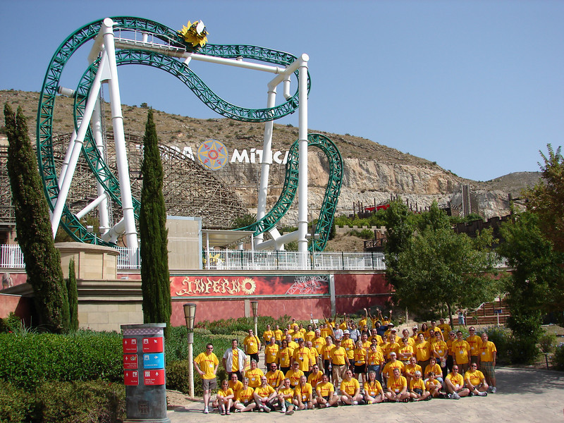 ¡ACEspaña!, held July 25-Aug 2, 2009 at parks throughout Spain. <br /> Photo by Tim Baldwin