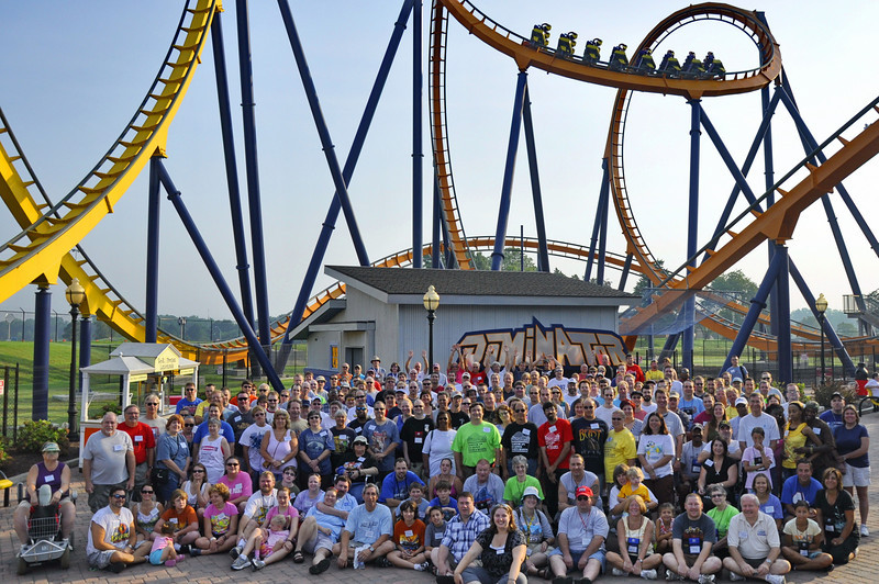 ACE Summer Conference, held August 20 & 21, 2010, at Kings Dominion.<br /> Photo by Allan Reid.