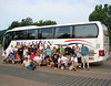 "ACE Central Europe, week one, held July 19 to July 26. <br /> Photo of Bus #3 ""Achtbaan"" taken by Tim Baldwin, July 24, at Erlebnispark Tripsdrill."