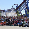 ACE Spring Conference, held May 16 – 18, 2014, at Beech Bend and Kings Island. Photo taken at Kings Island, by Sara Kuykendall.