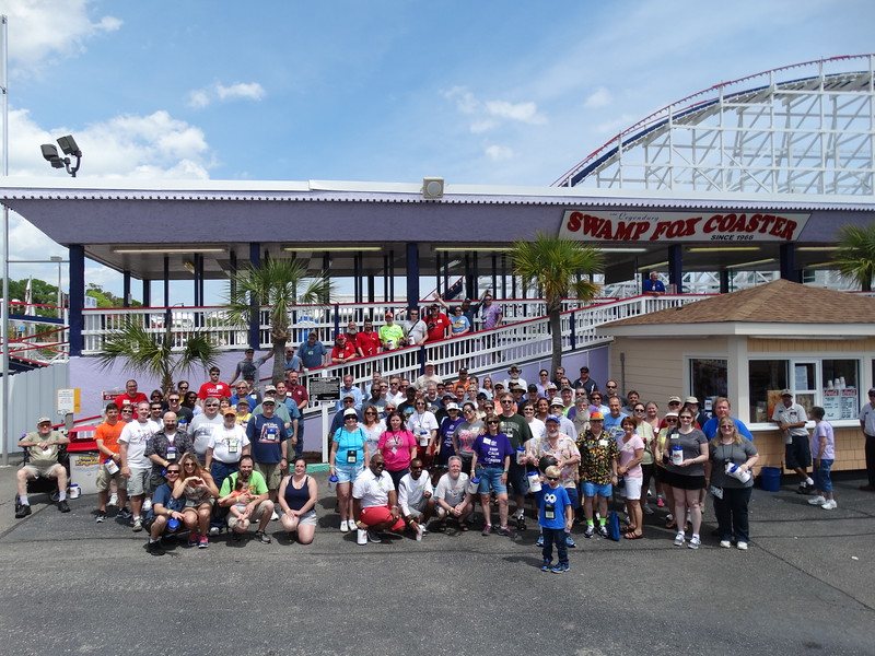 ACE Spring Conference held April 29, 30 & 31, 2016 at Family Kingdom and Carowinds. Photo, by Tim Baldwin, taken 4/29 at Family Kingdom