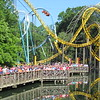 Coaster Con 41 held June 17 -  22<br /> Photo taken June 21 at Busch Gardens Williamsburg <br /> by S. Madonna Horcher