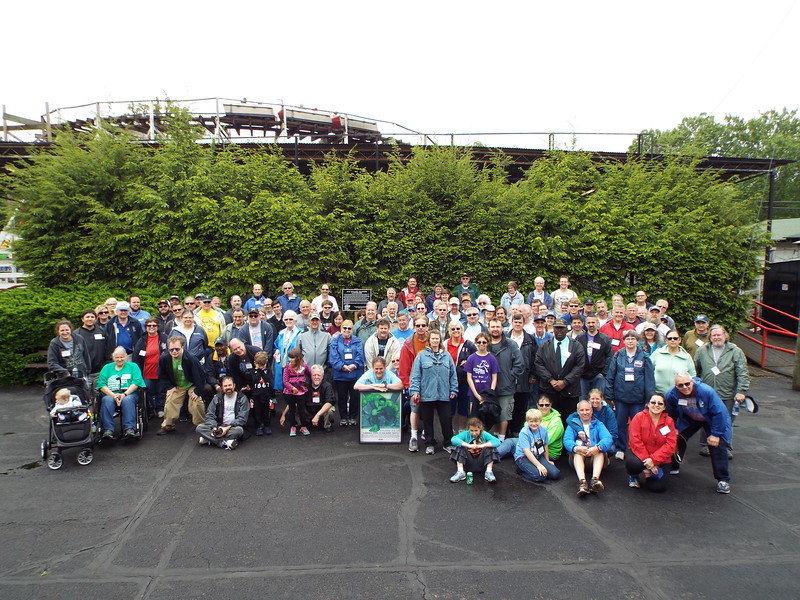 ACE 2019 Preservation Conference held May 10–12, 2019. Photo, by S. Madonna Horcher, taken May 12 at Camden Park.