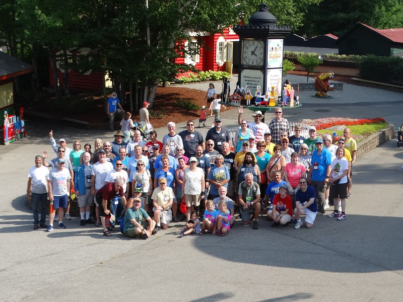ACE 2019 Summer Conference held July 26 - 28. Photo taken at Story Land on July 27.
