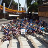 Coaster Con 42 held June 16 -20, 2019. Photo taken at Knott's Berry Farm on June 19.