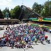Coaster Con 43, held June 20 – 26, 2021. Photo by S. Madonna Horcher taken at Knoebels Amusement Resort.