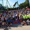 Coaster Con 43, held June 20 – 26, 2021. Photo by Tana Korpics taken at Dorney Park.