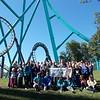 Rollercoasters, Eh! held September 14, 2013 at Canada's Wonderland<br /> Photo by Ken Jones
