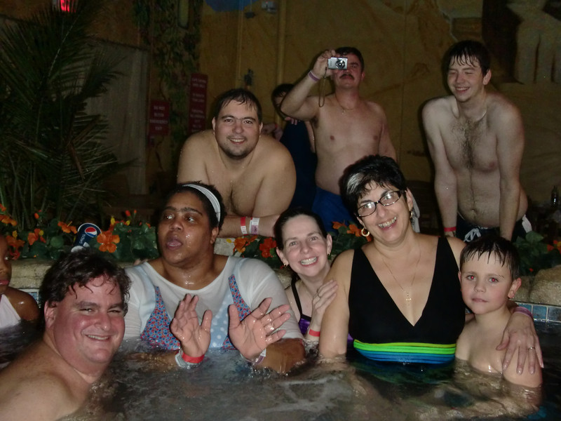 ACE Gets Wet, held February 26, 2011, at Great Wolf Lodge Williamsburg<br /> Photo by Anthony Ubinas