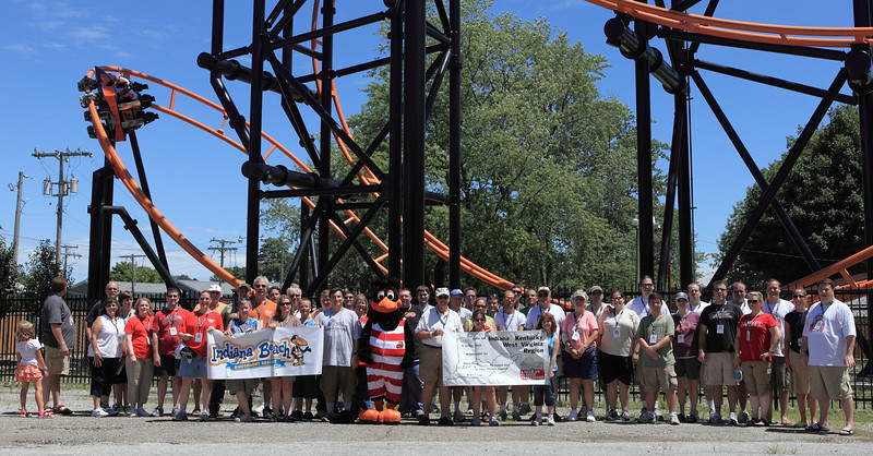 Hawg Wild, held July 24, 2010 at Indiana Beach.<br /> Photo by Mike Lockwood