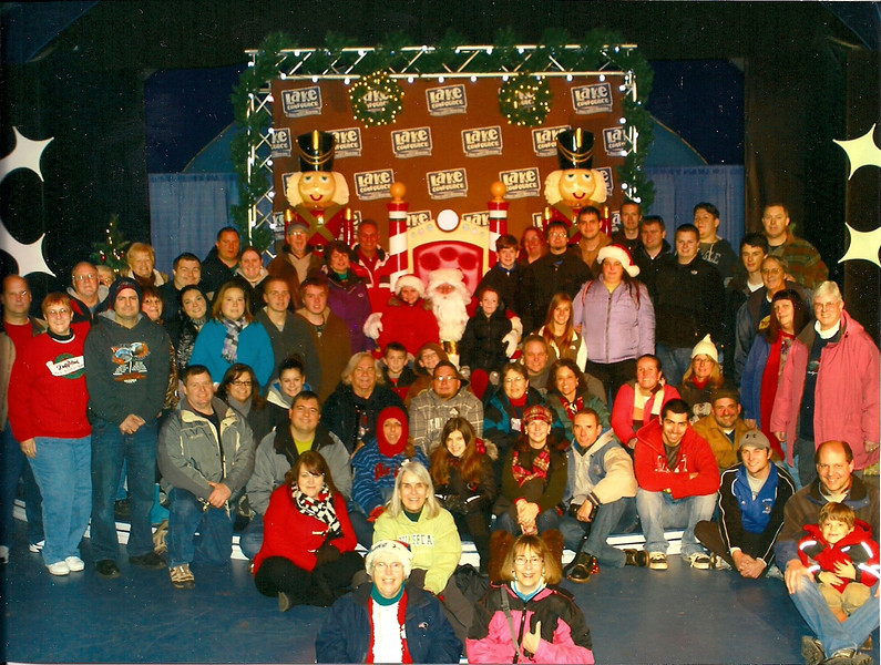 ACE@Holiday Lights, held December 15, 2012, at Lake Compounce.<br /> Photo by Rus Ozana