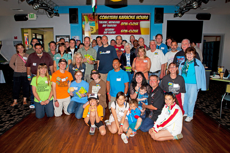 ACE day at Santa Cruz Beach Boardwalk, held June 9, 2012.<br /> Photo by Steven Wilson