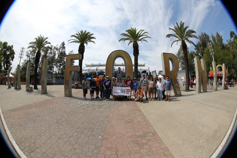 ACE Day at the California State Fair, held July 22, 2013.<br /> Photo by Steve Wilson