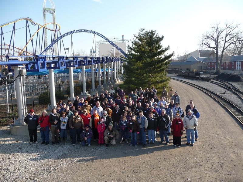 Northern Ohio Holiday Party held December 3, 2011, at Kalahari Resort & Cedar Point.<br /> Photo by Bryan Edwards