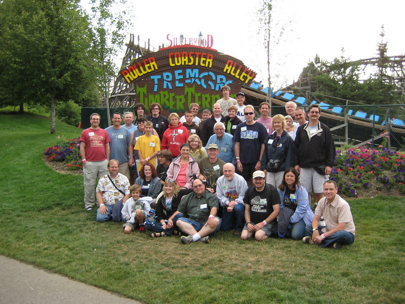 ACE Day at Silverwood, held August 8, 2009.<br /> Photo by Steve Gzesh