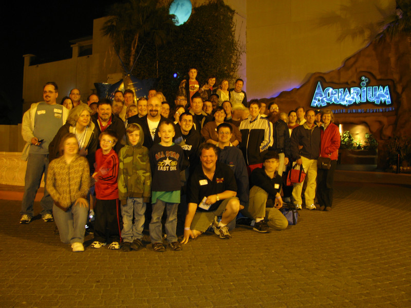 2009 Winterfest, Held Febraury 28, 2009 at Kemah Boardwalk.<br /> Photo by S. Madonna Horcher