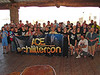 Schlittercon X, held May 25 and May 26, 2013 at Schlitterbahn Beach Resort on South Padre Island, Schlitterbahn Corpus Christi and Schlitterbahn New Braunfels Waterpark and Resort.<br /> Photo taken at Schlitterbahn Beach Resort, by Tim Baldwin.