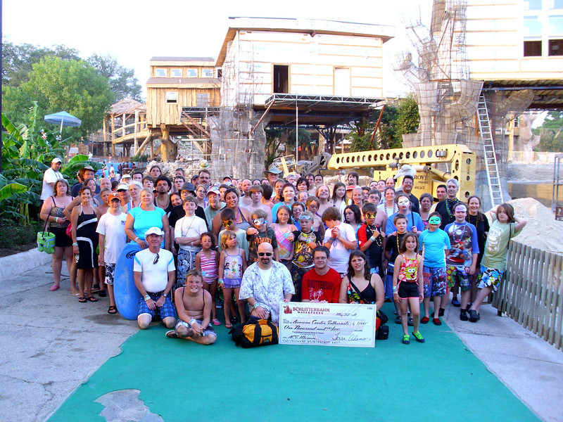 SchlitterCon VIIII held May 28 - 29, 2011 at Schlitterbahn Waterpark Resort.<br /> Photo by S. Madonna Horcher