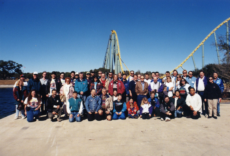 1999 Winterfest, held January 30, at SeaWorld San Antonio.<br /> Photo by Rebecca Esparza.