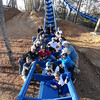 Smoky Mountain Coasterfest held November 19, 2011 at Dollywood.<br /> Photo by Matthew Lambert