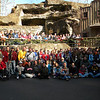 Smoky Mountain Coasterfest, held November 21, 2009 at Dollywood.<br /> Photo by Robert Ulrich
